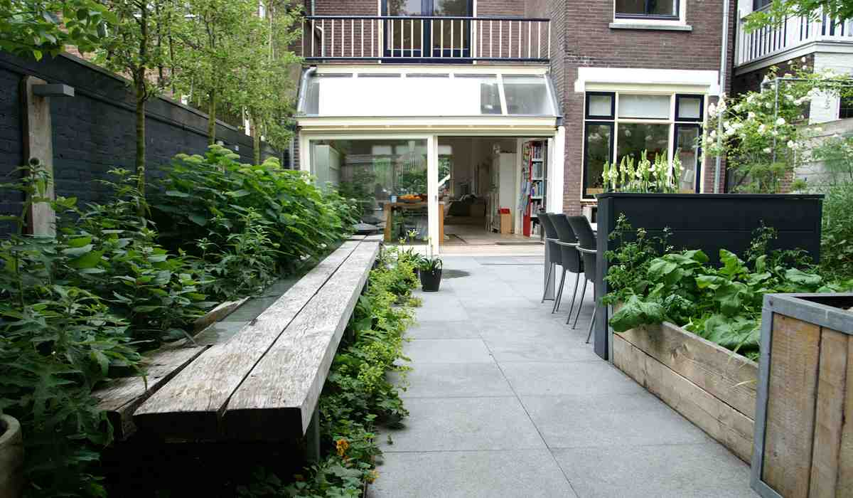 Tuin and link on pinterest